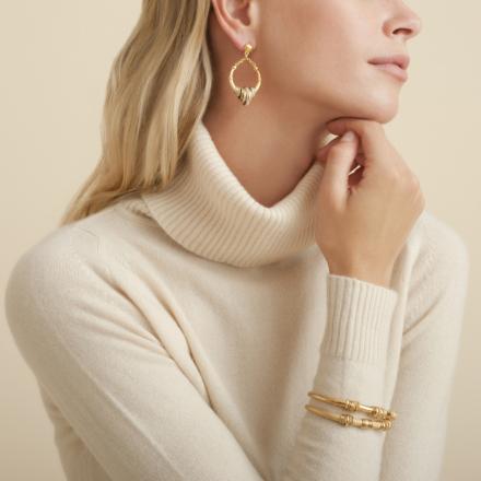 Maranzana earrings mini gold