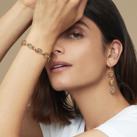 Alegria bracelet gold