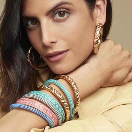 Bari bracelet gold
