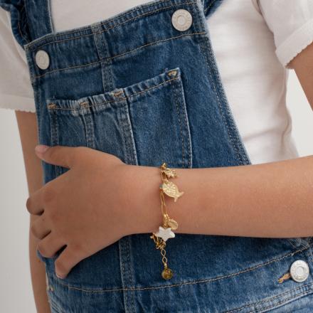 Capucine kids bracelet gold