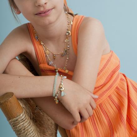 Fever kids bracelet gold