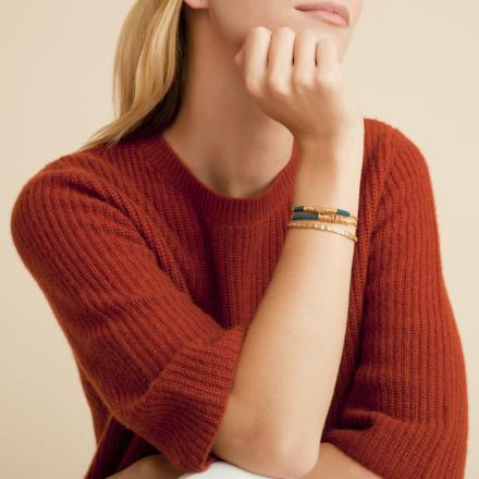Zizanie bracelet gold