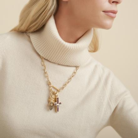 Constantine necklace gold - Exclusive piece (2 pieces)