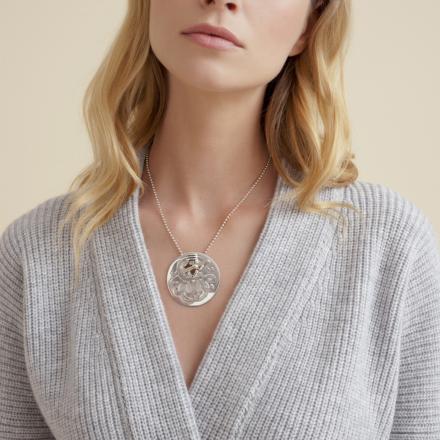 Diva Barette necklace bicolor