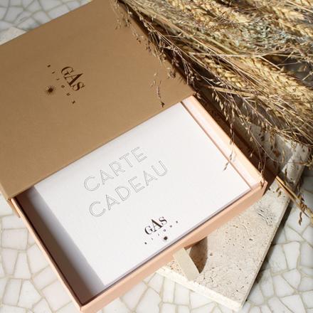 Gift card Gas Bijoux